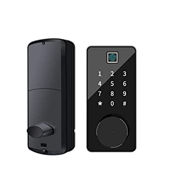 digital keypad door lock