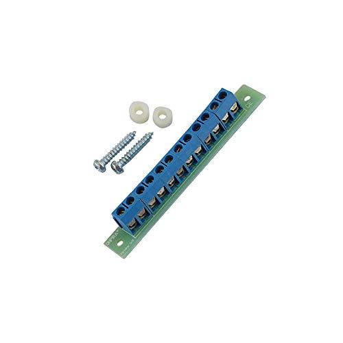 V1x12 Stromverteiler Verteiler Platine 8A belastbar Modellbau Gleich- und Wechselstrom