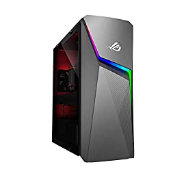 ASUS ROG Strix GL10DH 2nd Gen AMD 8-Core Ryzen 7-2700 Gaming Desktop (8GB RAM/512GB NVMe SSD/Windows 10/6GB NVIDIA GeForce GTX 1660 Graphics/with Keyboard & Mouse/Iron Gray), GL10DH-IN012T,Asus,GL10DH-IN012T,LO-GL10DH-IN012T