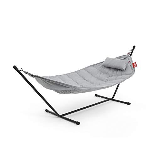 Fatboy 103510 Headdemock Sunbrella Silver hangmat met frame voor binnen en buiten