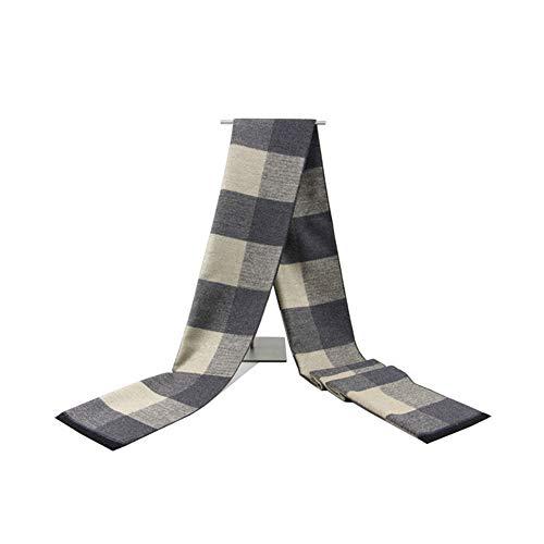 Lefuku Winter Cashmere Sjaals voor heren -01