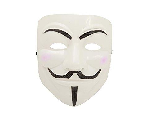 My Other Me - Máscara Vendetta, talla única (Viving Costumes MOM01583)