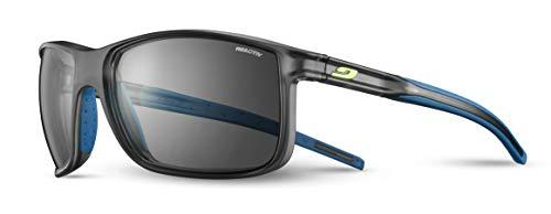 Julbo Arise Reactiv Performance 0/3 Sunglasses Herren Translucent Black/Blue 2020 Brille