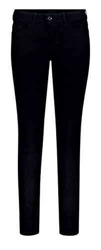 MAC Damen Jeans Carrie Pipe 5954 Black D999 (44/30)