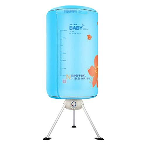 Carl Artbay Wasdroger met hoge prestaties, elektrische luchtdroging tot 10 kg wasmachine 1000 W drogen 144 x 63,5 cm, luchtontvochtiger