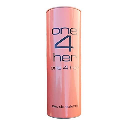 one for her - eau de toilette - 100ml one4her