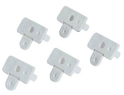 エレコム 電源タップ用 2P3P両用コンセントキャップ T-CAP2 1パック 5個 ELECOM
