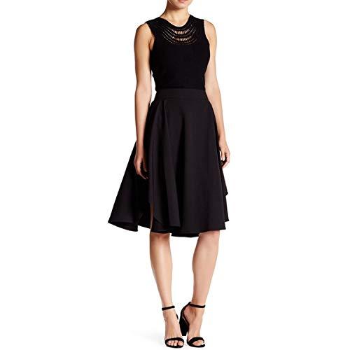 Yoana Baraschi womens Samba Flared Skirt Black 6