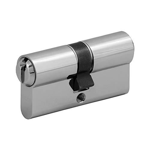Wilka Schließzylinder Länge 30/30 mit 3 Original-Schlüssel