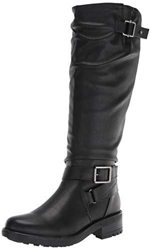 Carlos by Carlos Santana Women's Sabina Knee High Boot, Black, 5.5 M US