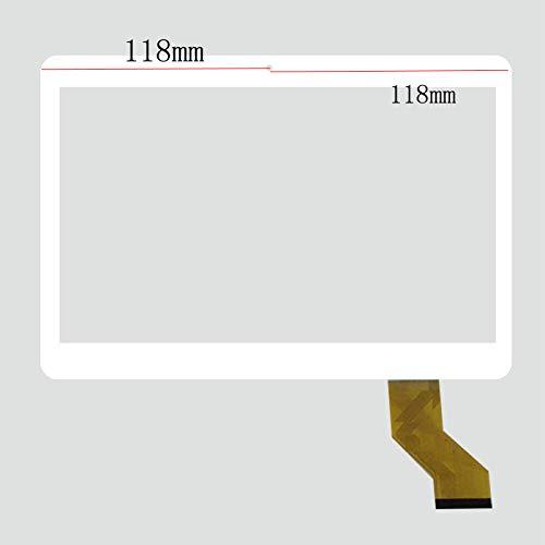 Negro Color EUTOPING  De Nuevo 10.1 Pulgadas Pantalla tactil Digital La sustitución de para 10.1' Brigmton BTPC-1019 Quad Core