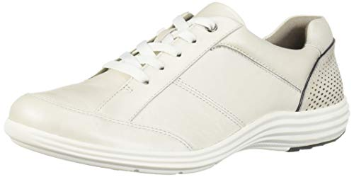 Aravon Women's Beaumont Lace Shoe, White, 9 D US