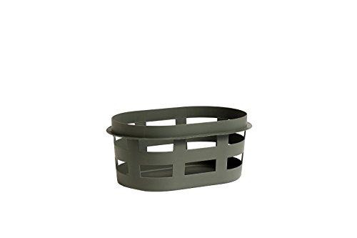 HAY - Laundry Basket Wäschekorb - Army - S
