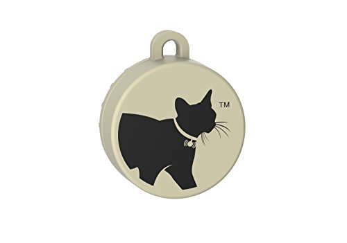 CAT TAILER The Small and Light Bluetooth Waterproof Cat Tracker with 328 ft Range and 6 Month Battery Life | NOT a GPS Locator