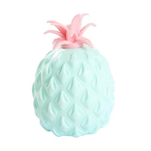 Fidget Toy wuayi Pop It Fidget Toys Stressabbau Zappeln Squeeze Ananas Ball Druckentlastungsbälle Sinnesspielzeug Angstabbau Spielzeug 2023 Geburtstagsidee Geschenk für Kinder