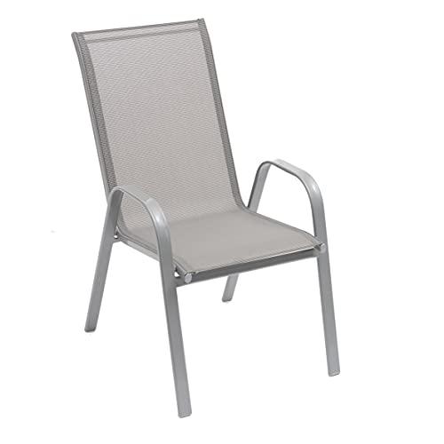 Sillas de jardín, sillas de exterior para jardín,...