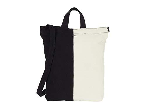 RVCA Split Up Tote Bag Black 1SZ