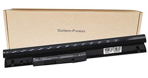 golem-power 14.8V 41WH 2600mAh HSTNN-LB5S batería de repuesto del HP Ordenador Portátil compatible con HP 240 G2 245 G2 250 G2 255 G2 ; 14 15-D000 ; 14 touchsmart-d000