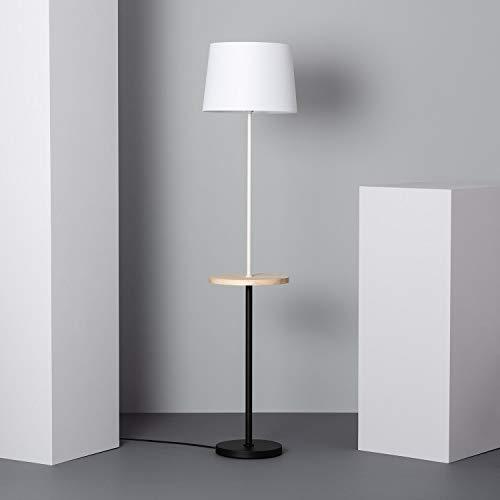 LEDKIA LIGHTING Lampada da Terra Mireia Bianco