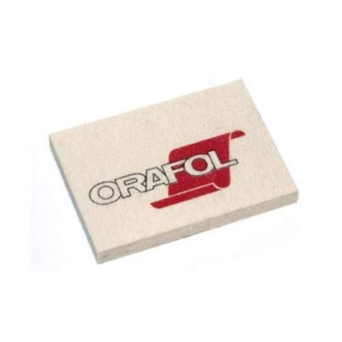 Paleta de colocación para adhesivos de fieltro