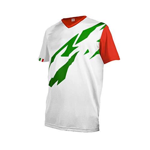 Uglyfrog-National Flag 2018-2019 Newest Sommer Short Sleeve Sports Jersey Frühling Motocross Downhill Trikots Enduro Cross Motorrad MTB