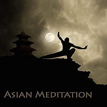 Asian Meditation - New Age Instrumental Music