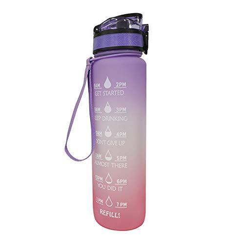 YUY Space Cup Taza Helada Olla De Gran Capacidad Botella para Deportes Al Aire Libre Taza Que Acompaña,A