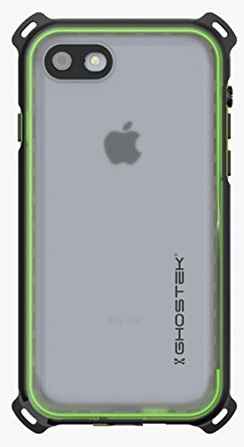 Ghostek Nautical Waterproof iPhone 7, iPhone 8, iPhone SE (2020) Case with Screen Protector Heavy Duty Protection (Green)