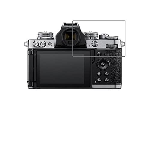 【2枚セット】ClearView(クリアビュー) Nikon Z fc 用【高硬度ブルーライトカット】液晶保護フィルム 傷に強い高硬度!ブルーライトカット率 30%以上! 日本製