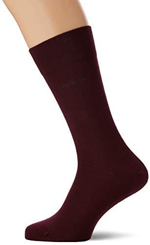 BOSS Herren Marc RS Colours CC Socken, Rot (Dark Red 603), 43/46