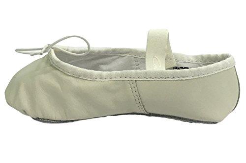 Capezio , Damen Tanzschuhe weiß weiß(3.5 W US)