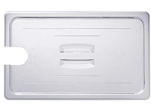 LIPAVI C20L-ISP Deckel für den LIPAVI C20 Sous-Vide Behälter, hergestellt für den Instant Pot/Caso 1308(offene Halterung) Tauchzirkulator