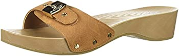Dr Scholl s Shoes womens Classic Sandal Saddle Snake Print 8 US