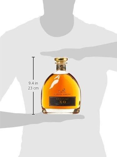 Comte Joseph XO in Geschenkverpackung Cognac - 2