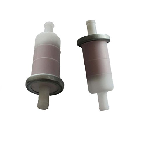 HURI 2 Inline Gas Fuel Filter for GL1100 GL1200 GL1500 CB400T CB450T...