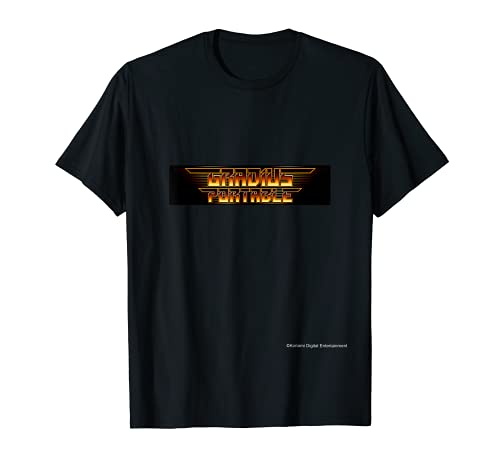「GRADIUS PORTABLE」ロゴ Tシャツ