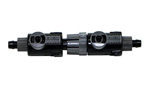 Eheim - Grifo Doble con conexión rápida, diámetro 9/12 mm