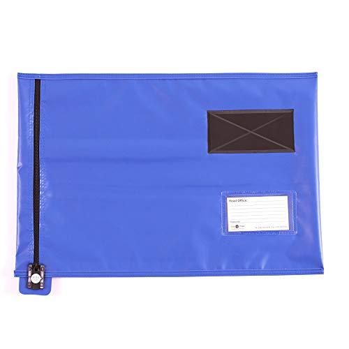 Versapak Wiederverwendbare Versandtasche, 355x470mm 1 blau