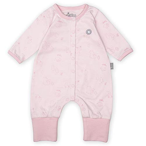 Sigikid 164302 Baby-Mädchen Overall, Rosa (barely pink), 50