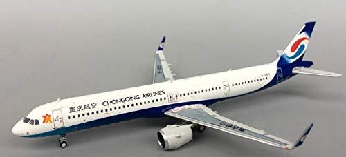 NG Modelo Chongqing Airbus A321neo B-30E3 1/400 avión fundido a presión modelo de avión