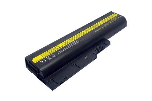 Li-Ion 10,80V 4400mAh Batterie de remplacement pour LENOVO 40Y6799, ASM 92P1138, ASM 92P1140, ASM 92P1142, FRU 42T4504, FRU 42T4513, FRU 42T5233, FRU 92P1137, FRU 92P1139, FRU 92P1141