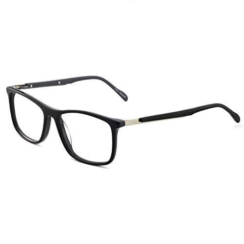 MARE AZZURO Herren Brille mit blauem Licht, blockiert Computerschutz, nicht verschreibungspflichtig