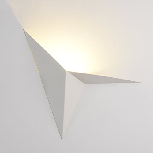 * & Perfect - Modern Simple LED mur de fer lumière Creative chambre à coucher Salon Balcon d'escalier Aisle lampe de chevet