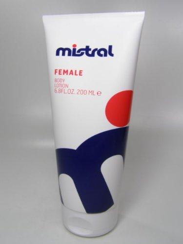 Mistral Female Body Lotion / Körperlotion 200ml