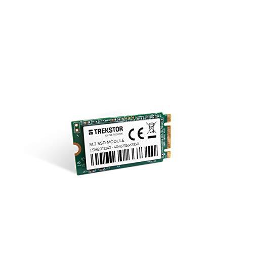 TREKSTOR M.2 SSD-Modul 512 GB, interne SSD Festplatte (M.2 2242, SATA, 550 MB/s Lese- und 450 MB/s Schreibgeschwindigkeit)