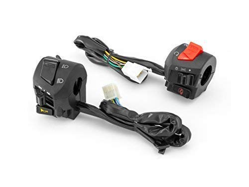 Moto Aparamenta Control Kit para 22mm 7/8