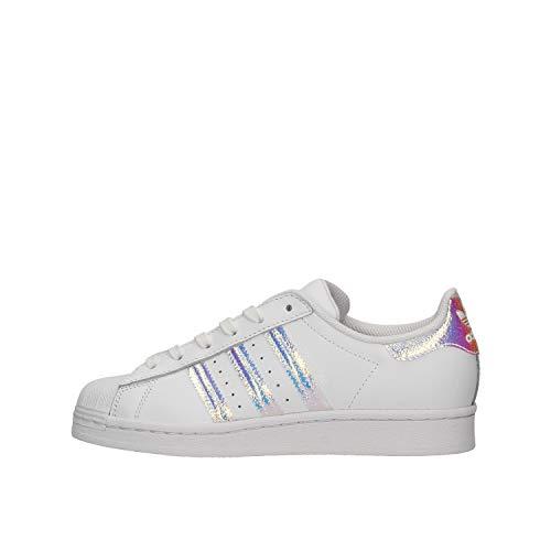 adidas Superstar, Sneaker, Footwear White/Footwear White/Footwear White, 36 EU