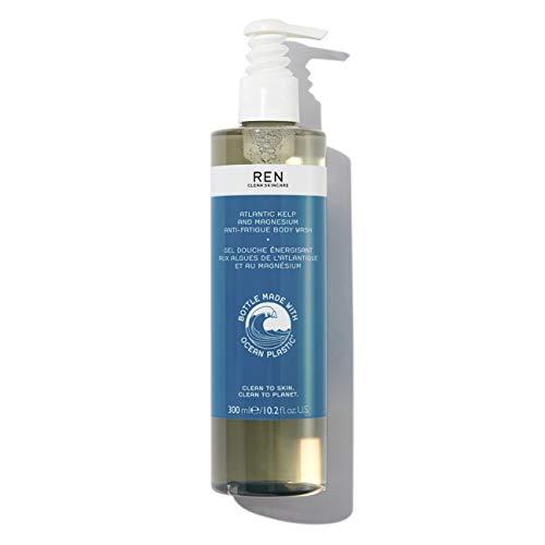 REN Atlantic Kelp And Magnesium Body Wash, 300 ml