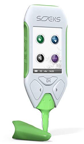 Soeks Ecovisor F2 - Medidor portátil para análisis de nitratos, análisis de calidad del agua del contenido de nitratos en frutas y verduras