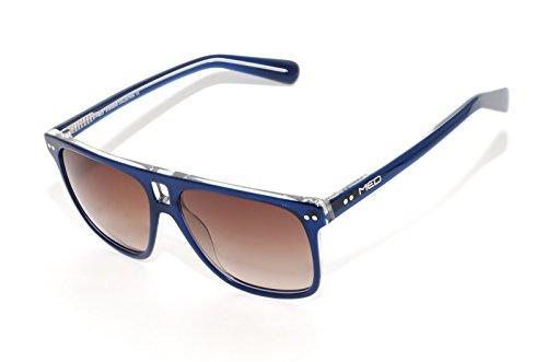rainbow safety Gafas de sol para hombre Colección MEDiterranee 1006BL